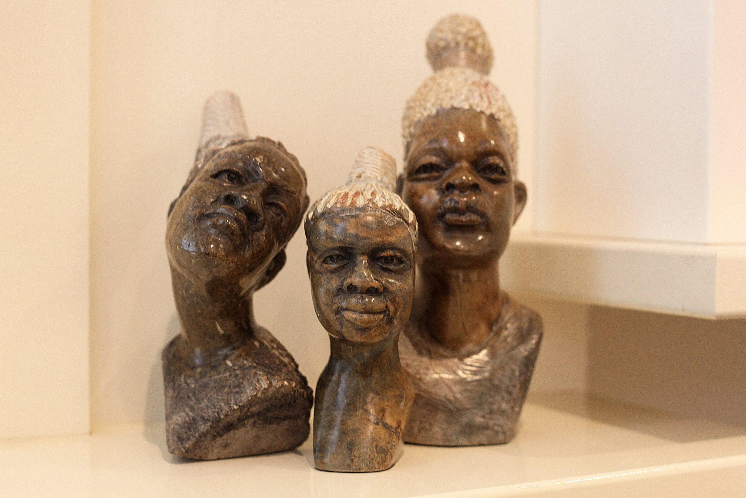 Sculpture Trio - Interior Designer Melbourne