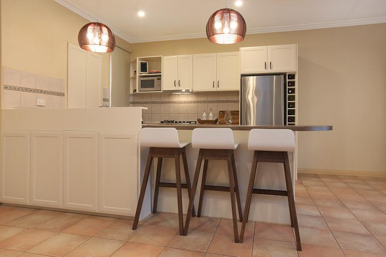 Kitchen refurb, Brunswick