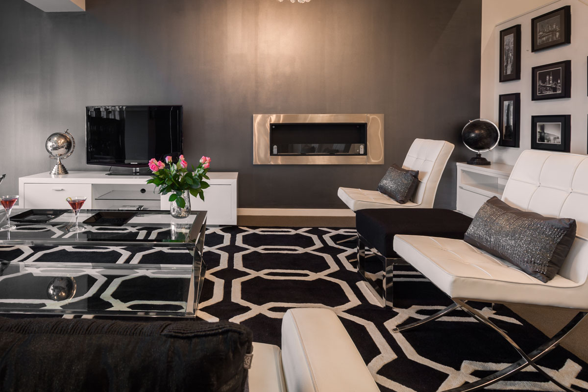 Interior Designer Melbourne fireplace