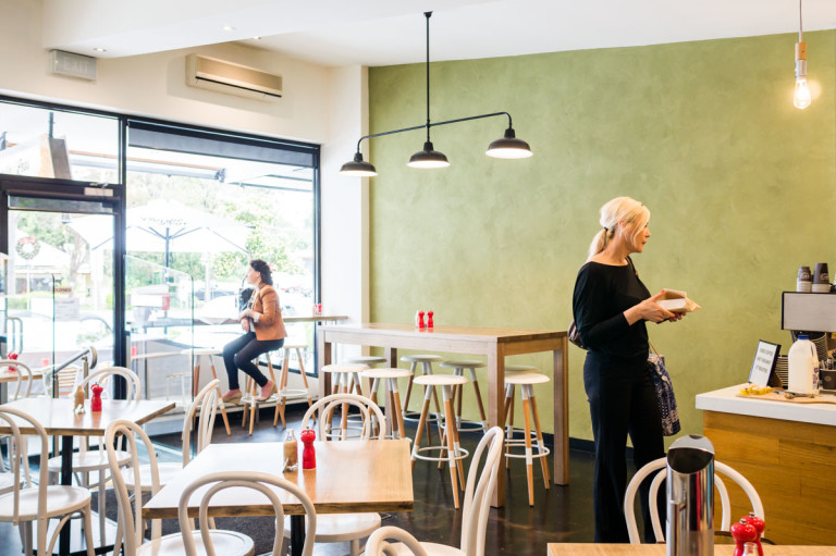 interior designer melbourne, cafe fit out
