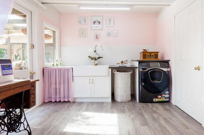 interior designer melbourne, laundry,