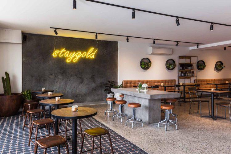 cafe fit out melbourne, interior designer melbourne
