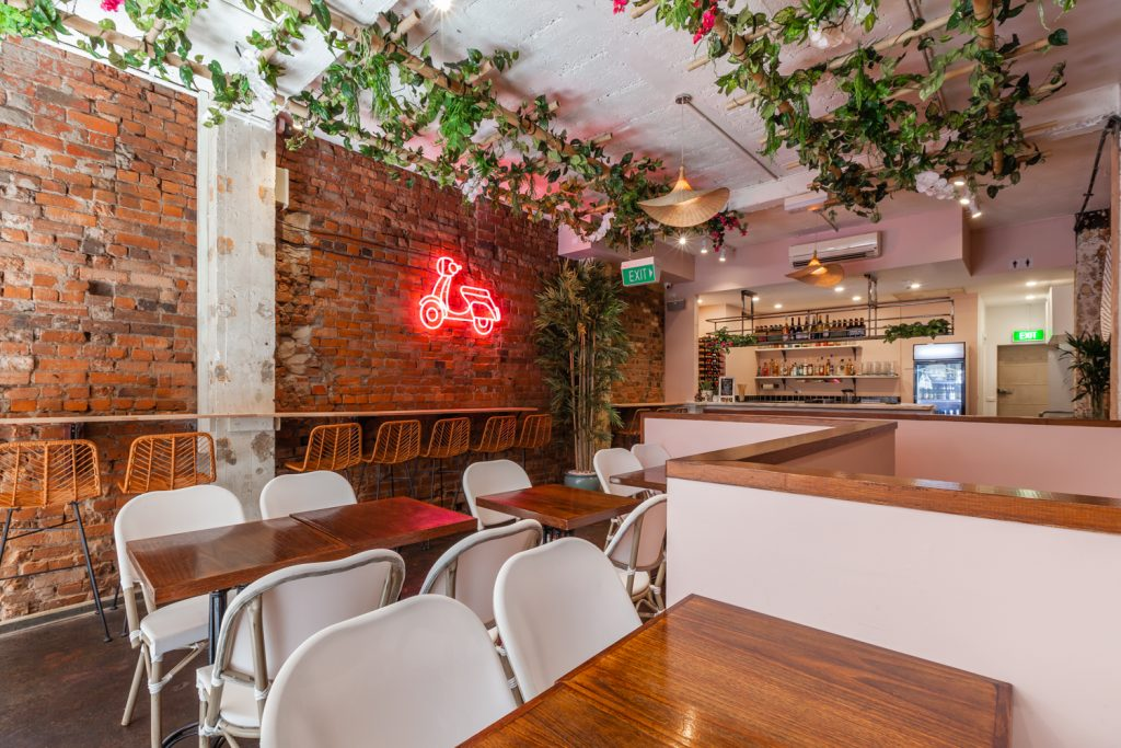 interior designer melbourne, cafe design, hospitality design