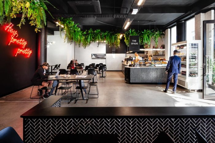 melbourne interior designer, cafe design