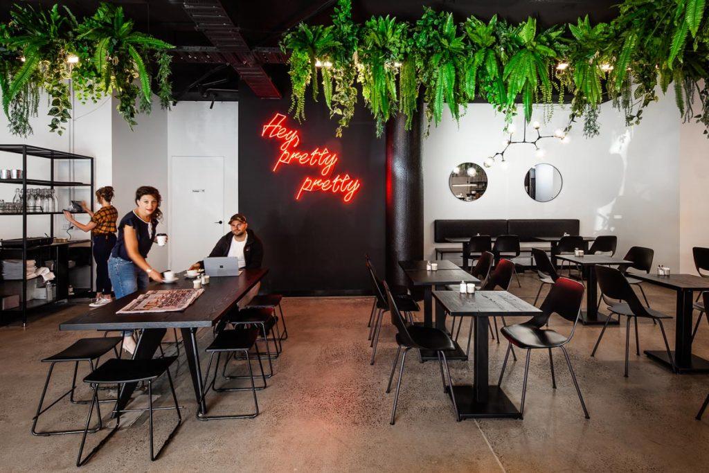 melbourne interior designer, hospitality design