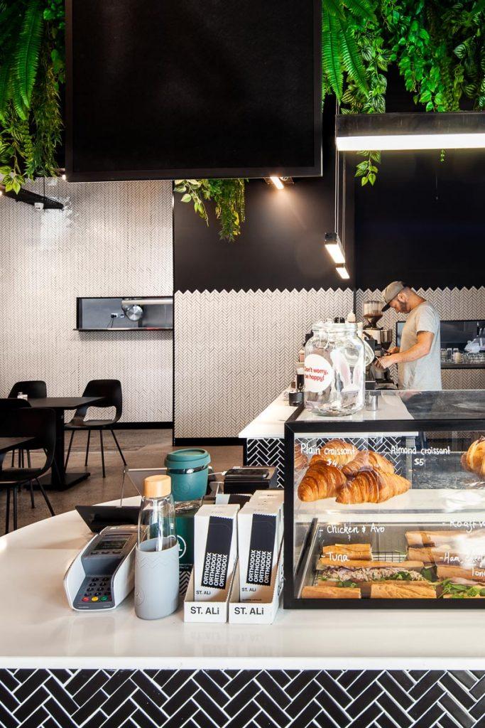 melbourne interior designer, cafe fit out